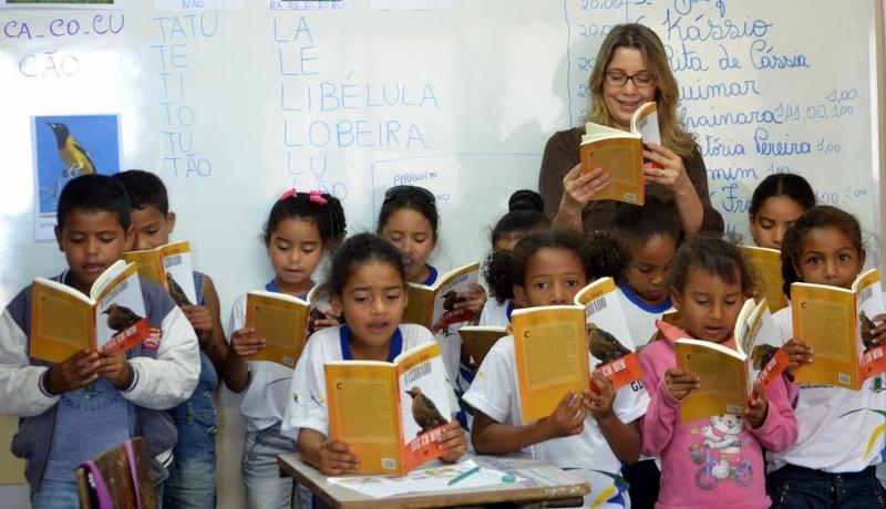 Educação crianças (Foto: Elza Fiúza/ABr)