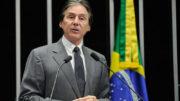 Eunício Oliveira (Foto: Jefferson Rudy/Agência Senado)
