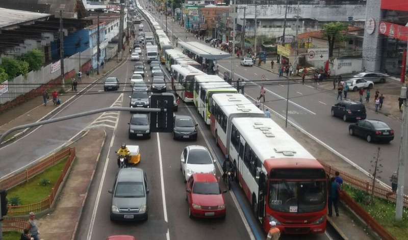 Entre 100 maiores devedores de Manaus, empresas de ônibus devem R$ 145 milhões