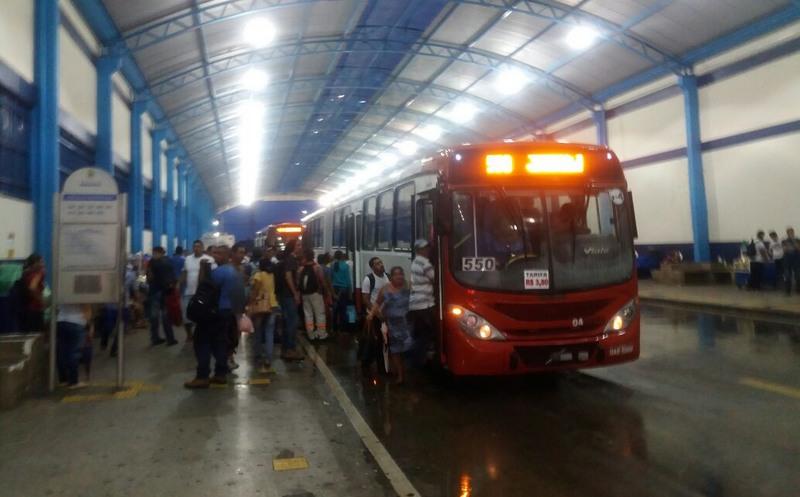 Greve geral Cachoeirinha (Foto: PM/Divulgação)