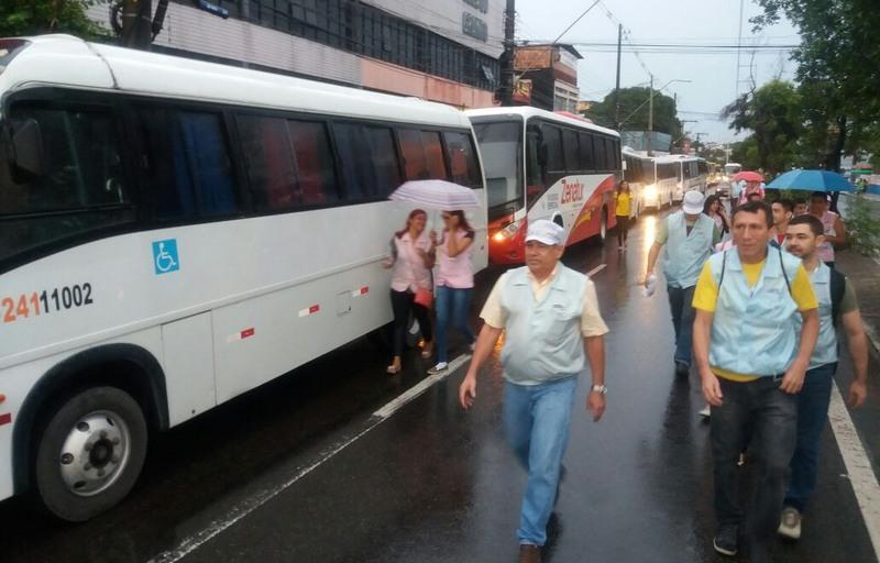 Justiça julga ilegais greves em Manaus e multa Rodoviários em R$ 90 mil