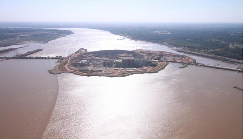 Usina de Santo Antônio é a quinta maior usina do País (Foto: PAC/Divulgação)