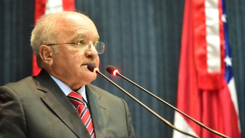 O governador José Melo também afirma que havia corrupção no governo de Eduardo Braga (Foto: Bruno Zanardo/Secom)