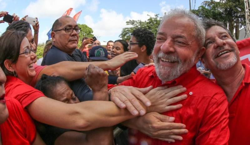 Resultado de imagem para presidente lula no RN