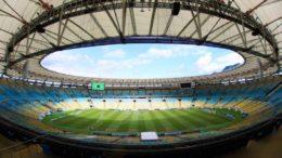 Maracanã (Foto: Gilvan de Souza/Flamengo)