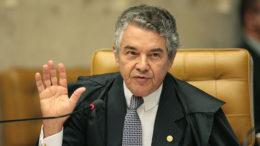 Marco Aurélio de Melo é o relator do inquérito no qual os dois irmãos são acusados de receber R$ 2 milhões (Foto: STF/Divulgação)