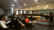 Plenário do TCE-AM (Foto: Markus Nagawo)