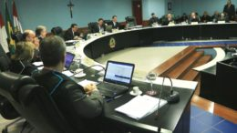 Plenário do TCE-AM (Foto: Ana Cláudia Jatahy)