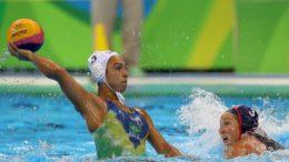 Polo Aquático (Foto: CBDA/Divulgação)