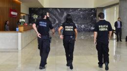Federal chega a construtora Odebrecht na 23ª fase da Operação Lava Jato( Rovena Rosa/Agência Brasil)