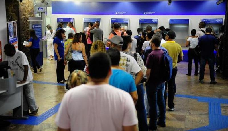 Saque do FGTS (Foto Tomaz Silva/ABr)