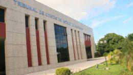 Sede do TCE (Foto: TCE-AM/Divulgação)