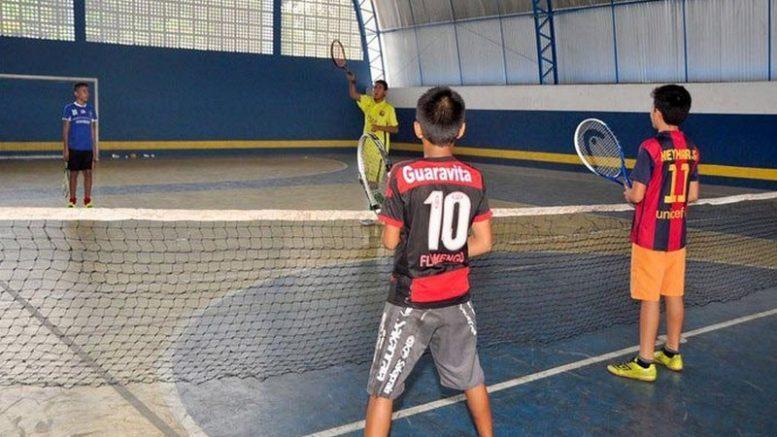 Segundo Tempo tênis (Foto: Mauro Smith/Semjel)
