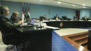 Sessão plenária TCE (Foto: Ana Cláudia Jatahy)