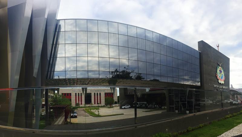 TCE prédio sede (Foto: Markus Nagawo/TCE)