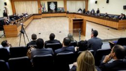 Decisão sobre a proposta de funcionamento temporário de comarcas será tomada pelo Pleno do TJAM (Foto: Raphael Alves/TJAM)