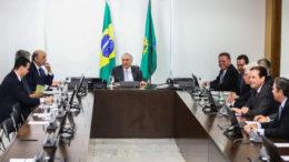 Com índices recordes de impopularidade, Michel Temer não é citado entre os candidatos apadrinhados por ministros (Foto: Antônio Cruz/ABr)