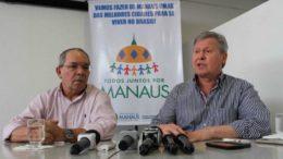 Ulisses Tapajós terá seu futuro definido com a volta de Arthur à Prefeitura de Manaus (Foto: Divulgação/Semcom)