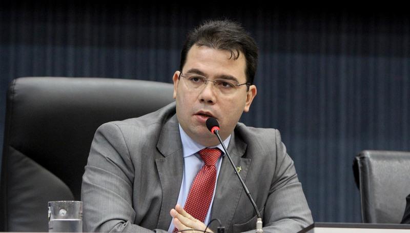 Wilker Barreto - CMM (Foto: Tiago Corrêa/CMM)