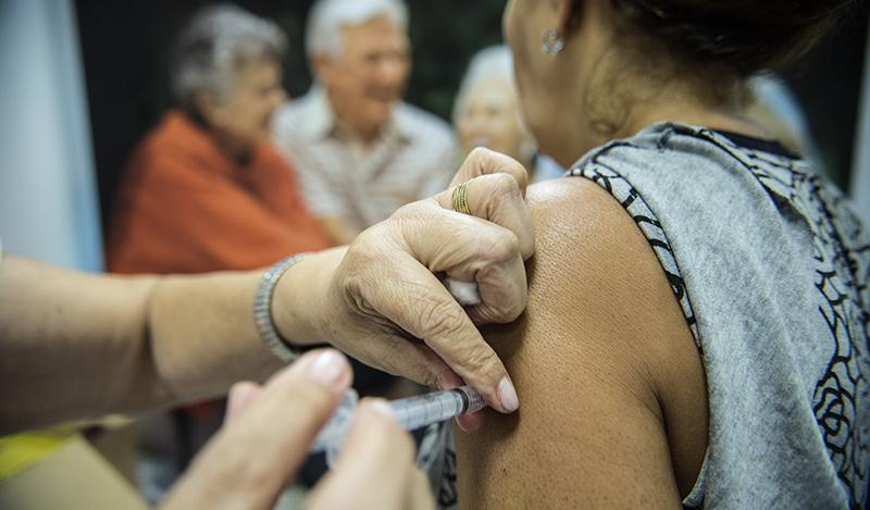 Prefeitura mobiliza saúde municipal para Dia D de vacinação contra a gripe