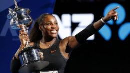 Serena Williams, ex-número 1 do mundo acredita que tem sido testada além da conta (Foto: Twitter/Divulgação)