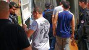 Careiro presos operação Apagar das Luzes (Foto: Divulgação)