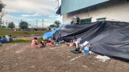 Indigenas venezuelanos Manaus (Foto: MPF/Divulgação)