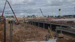 Infraestrutura (Foto: Antonio Cruz/Ar)