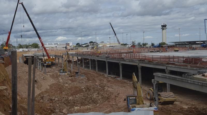 Conclusão de obras públicas inacabadas custará R$ 76 bilhões ao contribuinte
