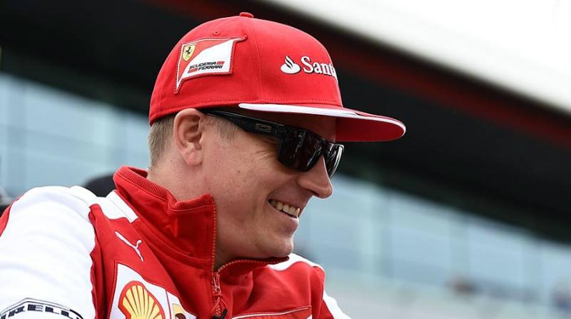 Kimi Raikkonen (Foto: Ferrari/Divulgação)