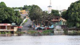 Lago Puraquequara Rio Negro - Valter Calheiros