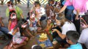 Livro projeto crianças (Foto: Divulgação)