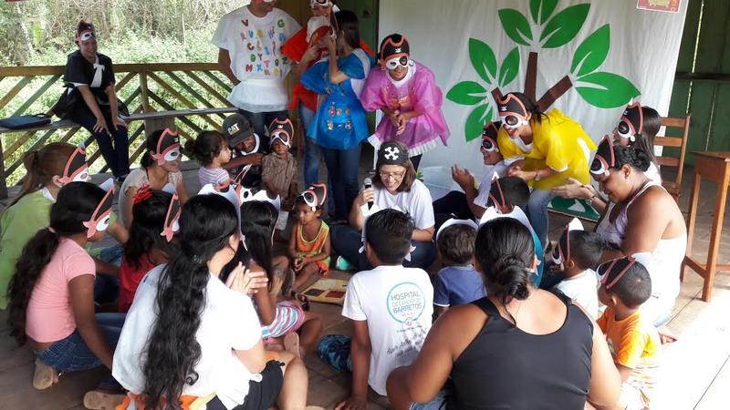 Livro projeto Caminhos da Floresta (Foto: Divulgação)