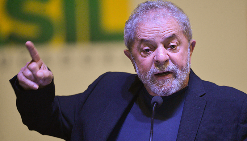 Relator no TSE nega registro de Lula e veta campanha do petista na TV