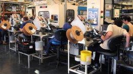 Máquinas indústria (Foto: Antonio Cruz/ABr)