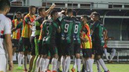 Manaus FC (Foto: Antonio Assis/FAF/Divulgação)