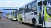 Onibus Expresso Coroado (Foto Semcom/Divulgação)
