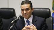 Brasília - O ministro da Industria, Comércio exterior e Servicos, Marcos Pereira, abre a 7ª reunião do Fórum de Competitividade do Varejo (Fabio Rodrigues Pozzebom/ABr)