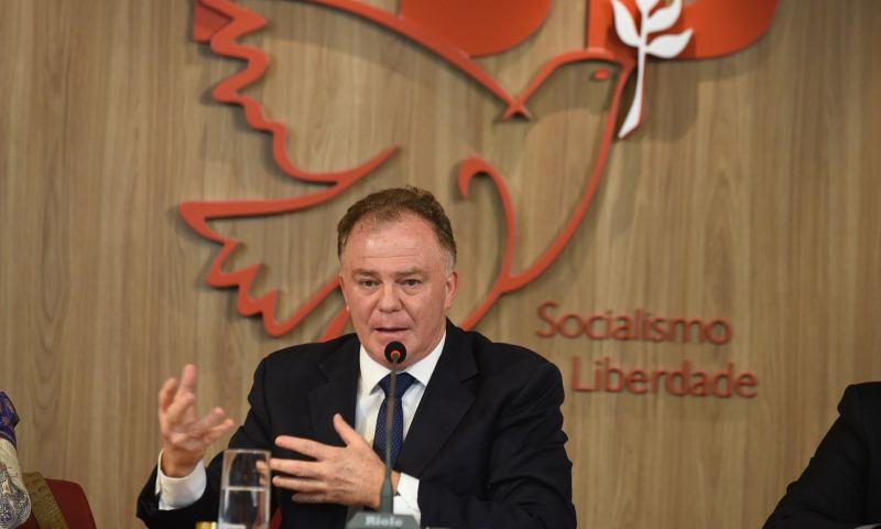 Casagrande, do PSB, é eleito governador do Espírito Santo
