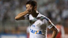 Vitor Bueno(Foto: Santos FC/Divulgação)