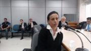 Adriana Anselmo foi absolvida das acusações de corrupção e lavagem de dinheiro (Foto: PF\Reprodução)