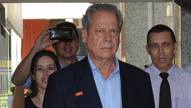 José Dirceu ganhará aposentadoria como ex-deputado de quase R$ 10 mil