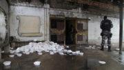 Desde assassinatos em outubro de 2016, não há recolhimento de lixo no presídio de Roraima. (Foto: Luiz Silveira/Agência CNJ)