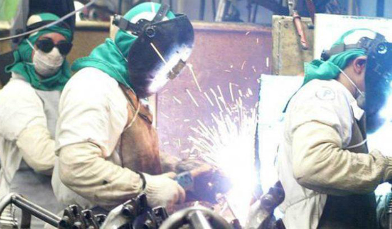 Empresários da indústria estão mais confiantes com a economia
