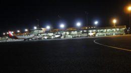 Aeroporto Internacional Eduardo Gomes, em Manaus (Foto: Infraero/Divulgação)
