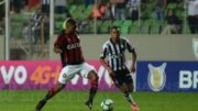 Atlético-PR vence o Galo, mas segue na lanterna do Brasileirão (Foto: Marco Oliveira/Atlético-PT/Site oficial)