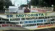Concursados Susam exigem contratação (Foto: Divulgação)