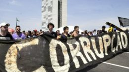 Corrupção (Foto: Antonio Cruz/ABr)
