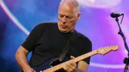 Show de David Guilmour, vocalista e guitarrista do Pink Floyd, será transmitido no Brasil em salas de cinemas (Foto: Instagram\Divulgação)