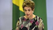"""Dilma Rousseff disse que os """"adeptos do Pato Amarelo conheciam a conduta do grupo que assaltou o Planalto"""" (Foto: José Cruz/Agência Brasil)"""
